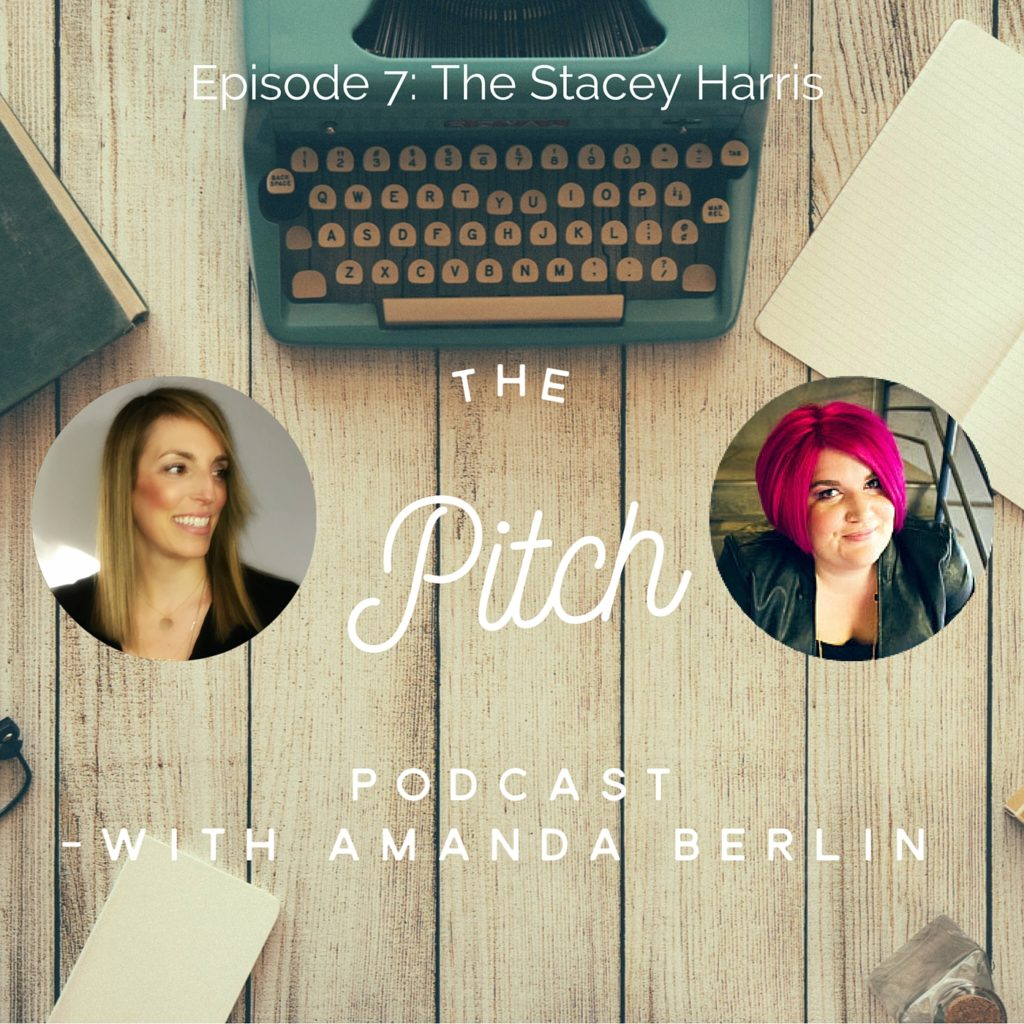 Episode 7 The Stacey Harris