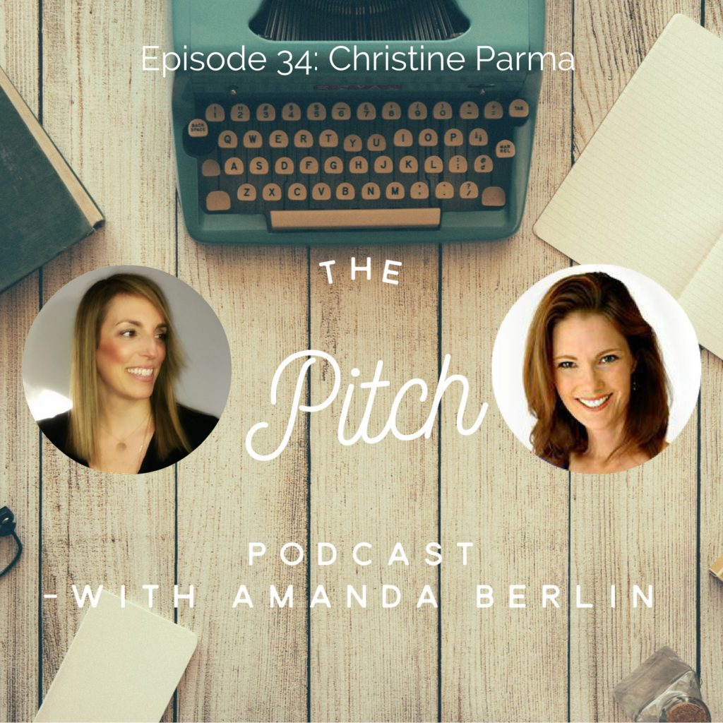 The Pitch - Samantha Lee Wright (1)